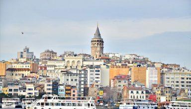Город Стамбул Турция