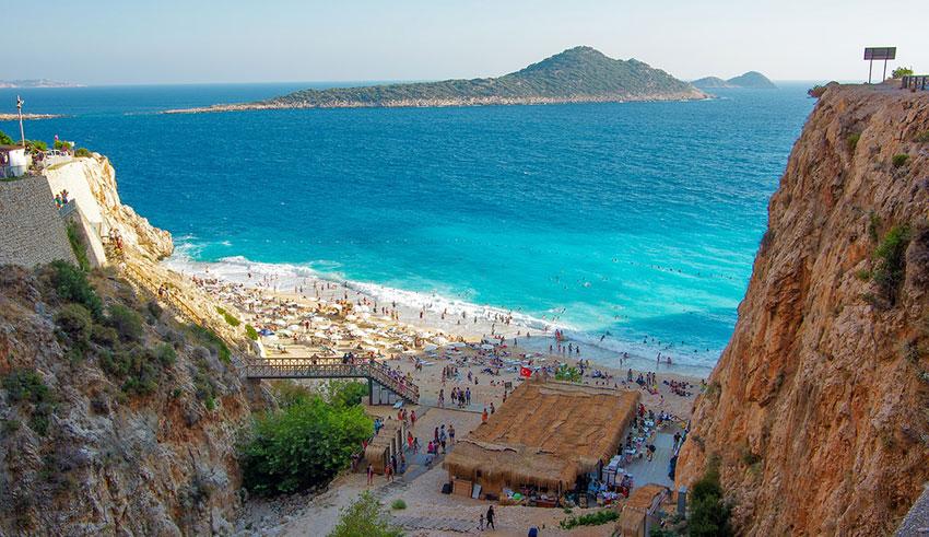 В каком месяце лучше отдыхать в Турции
