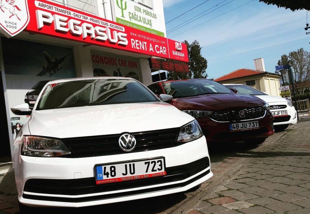 Агентство по прокату автомобилей в Турции