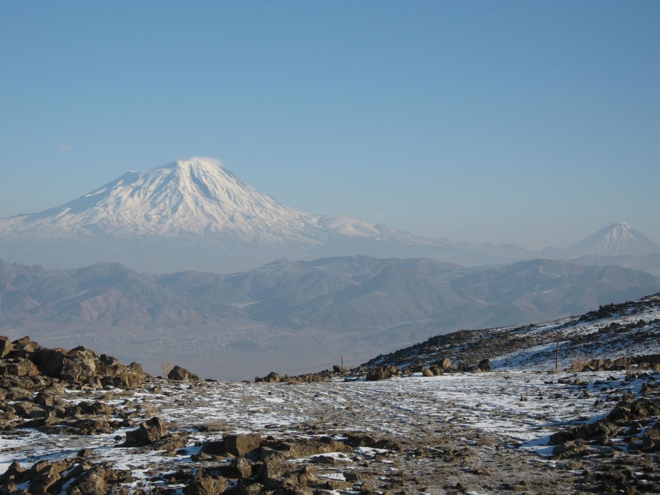 Гора Тахталыдаг