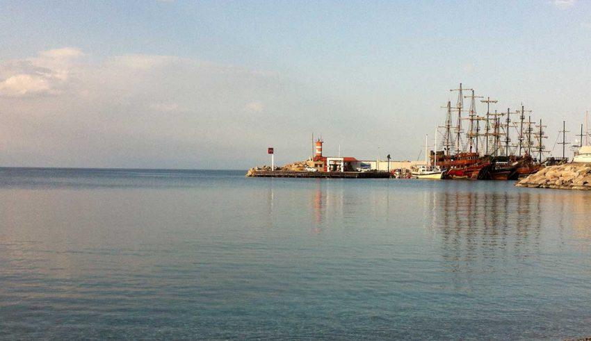 Какое море в Кемере?