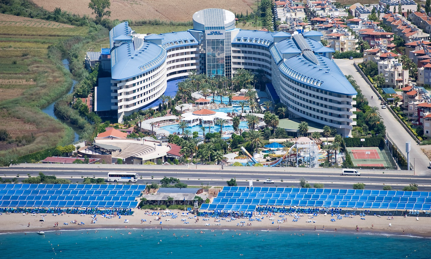 Crystal Admiral Resort Suites