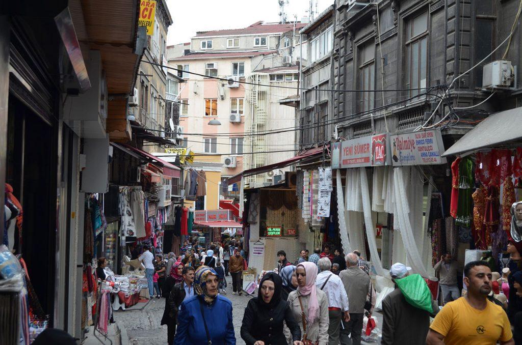 Погода в Стамбуле в мае