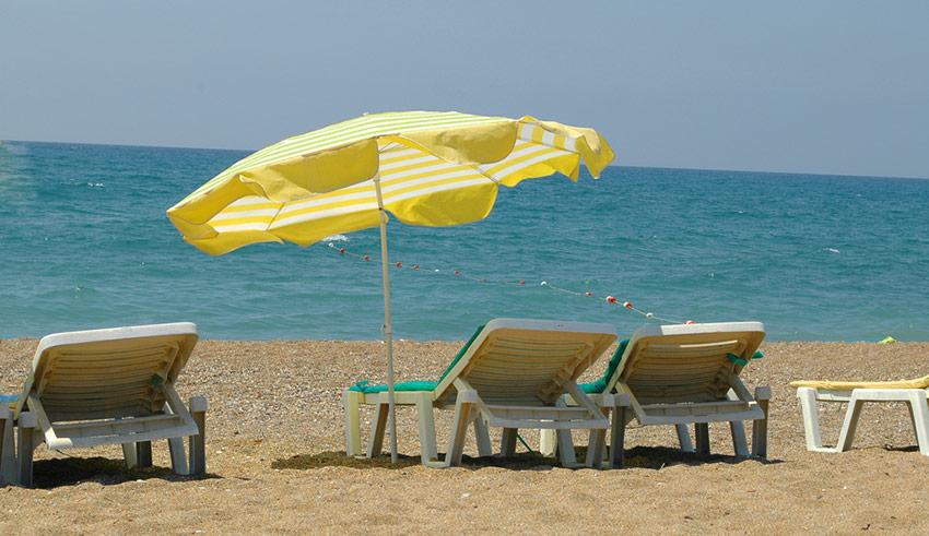 Где теплее в Турции в мае