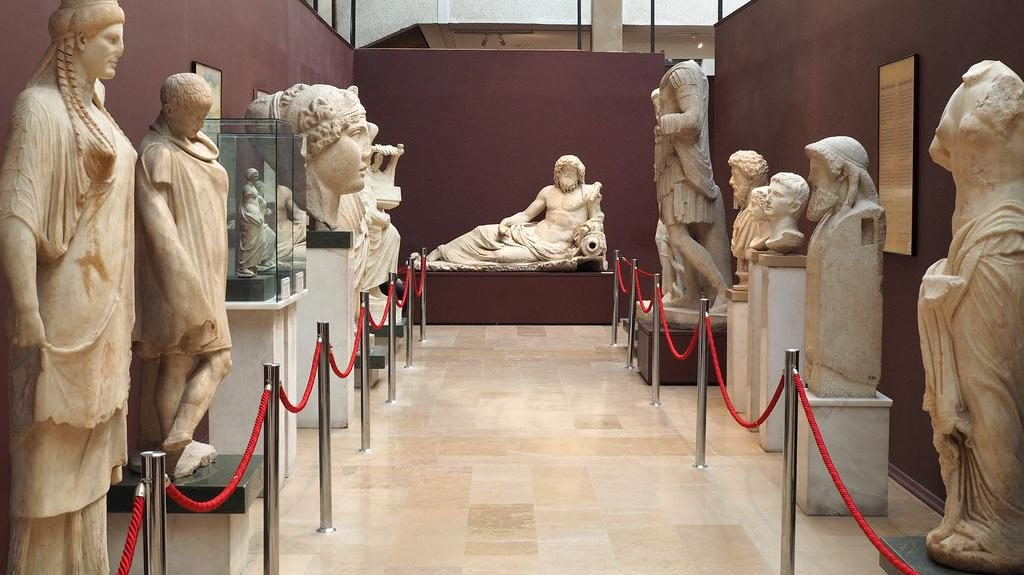 Музей археологии стамбул