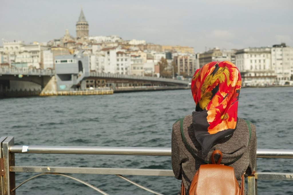 Первая поездка в Турцию