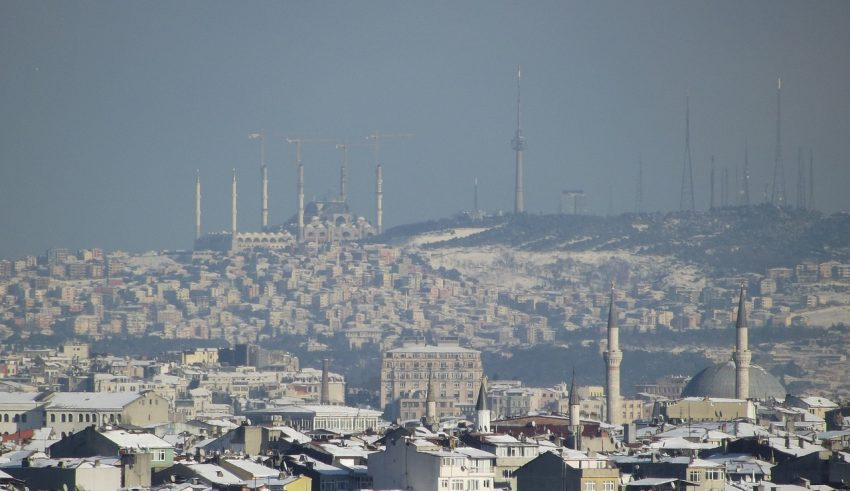 Погода в Стамбуле в декабре